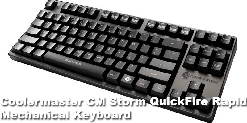 Coolermaster CM Storm QuickFire Rapid
