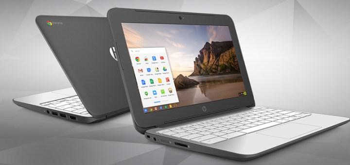 HP Chromebook 11 G4
