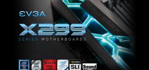 EVGA X299 Motherboards