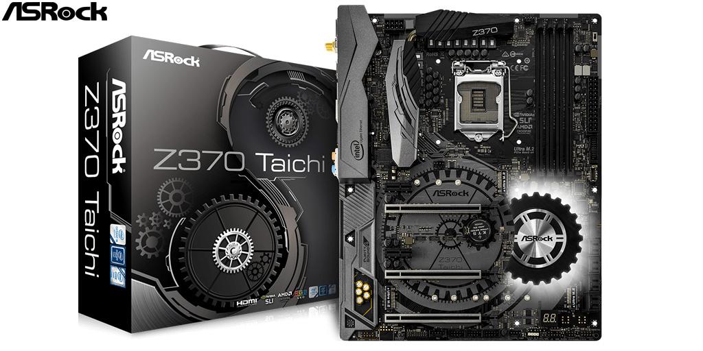 ASRock Z370 Taichi