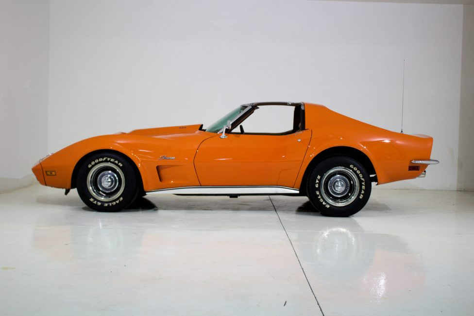 1973 Chevrolet Corvette Big Block 454