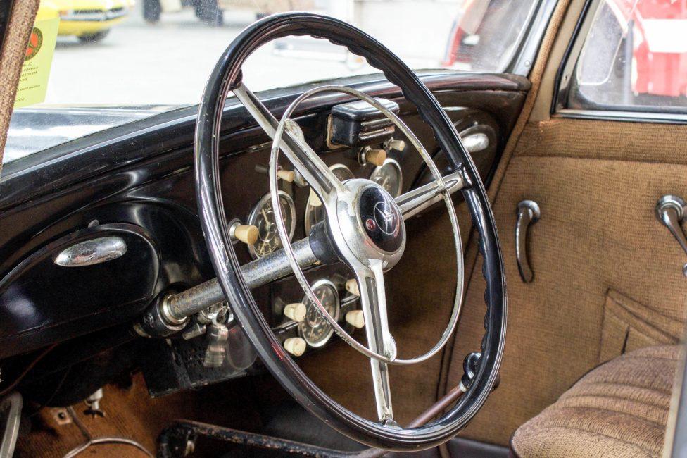 1953 Mercedes Benz 170S