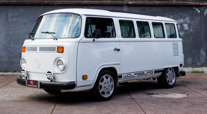 1997 VW Kombi German Look