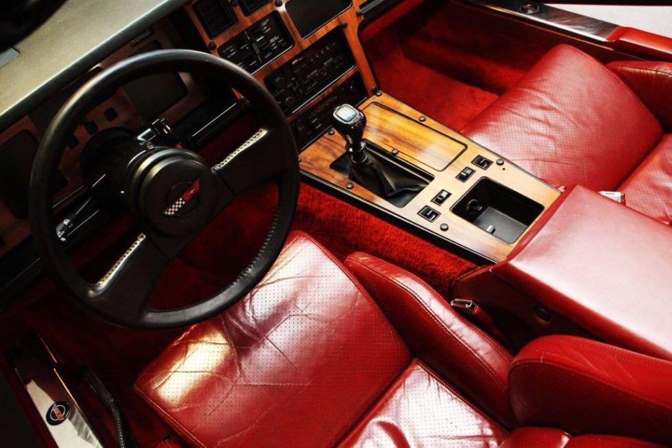 1985 Chevrolet Corvette Targa