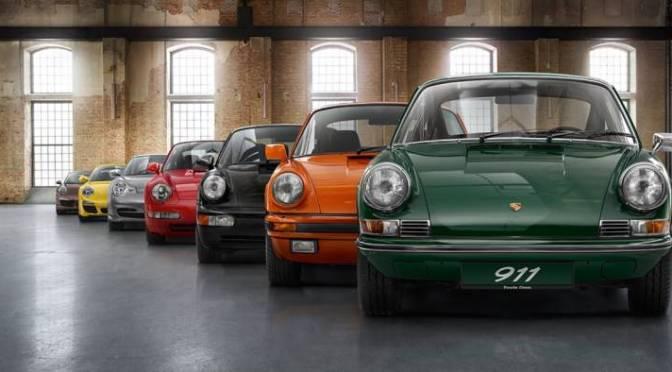 Porsche Classic já tem peças impressas em 3D