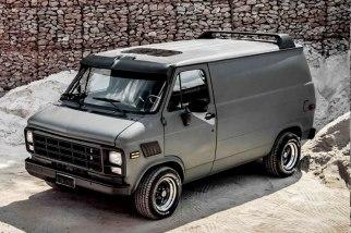 Chevy Van G20 Importação The Garage