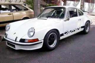 Porsche Carrera Importação The Garage