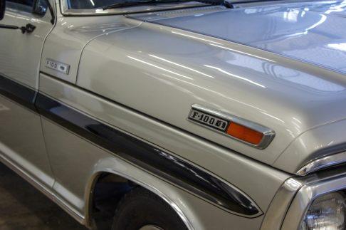 1980 Ford F-100 4cyl
