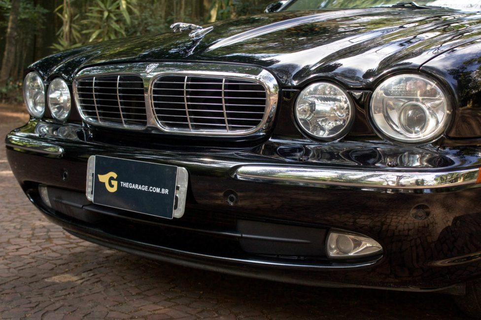 Jaguar XJ8 Supercharger 2004
