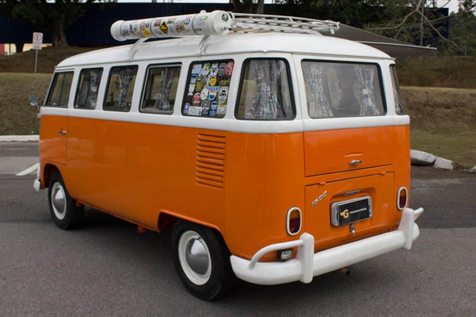 1968 Vw kombi a venda
