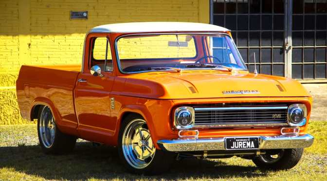 1973 Chevrolet Pick-up C10 A venda jurema C10