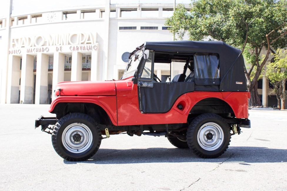 1957 Jeep Willys CJ5 a venda