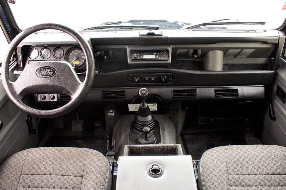 2001 Land Rover Defender 90 a venda 2001 Land Rover Defender 90 a venda