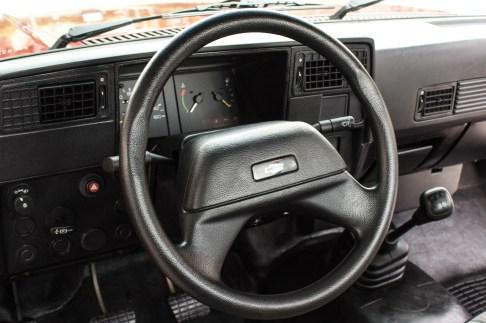 1993 chevrolet d20 custom s deluxe a venda