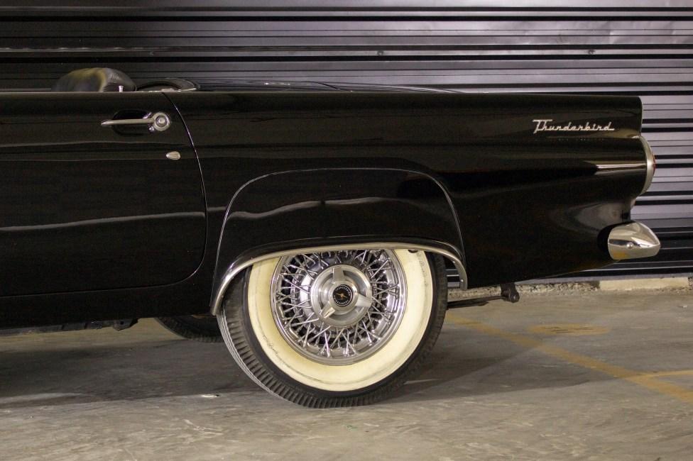 1956 ford thunderbird carro antigo carro antigo a venda