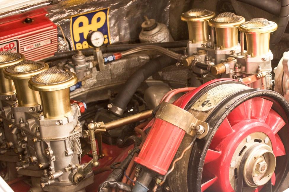 1973-porsche-911-carro-antigo-the-garage-motor-3.2-weber