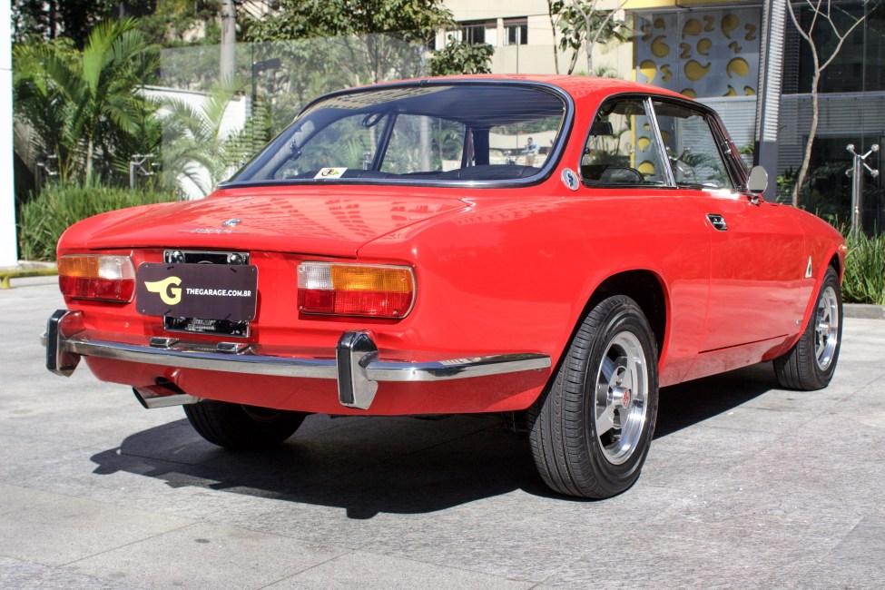 v1972 Alfa Romeu GTV 2000