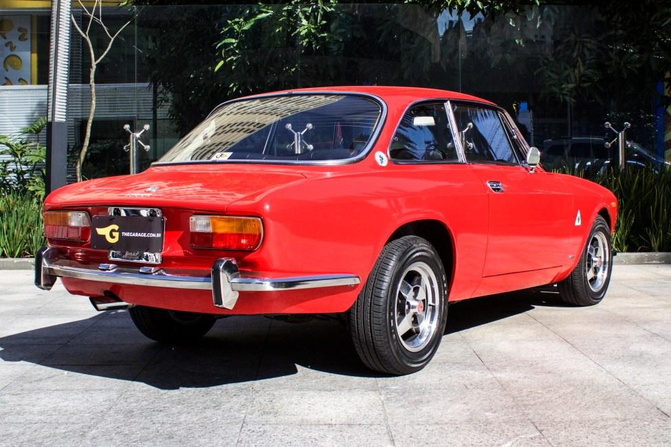 1972 Alfa Romeu GTV 2000