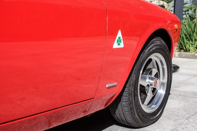 1972 Alfa Romeu GTV 20001972 Alfa Romeu GTV 2000
