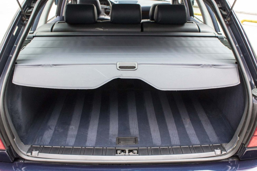 1994 BMW 540i Touring E341994 BMW 540i Touring E34