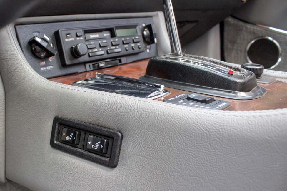 1989 Jaguar XJ-S V12 Conversível1989 Jaguar XJ-S V12 Conversível