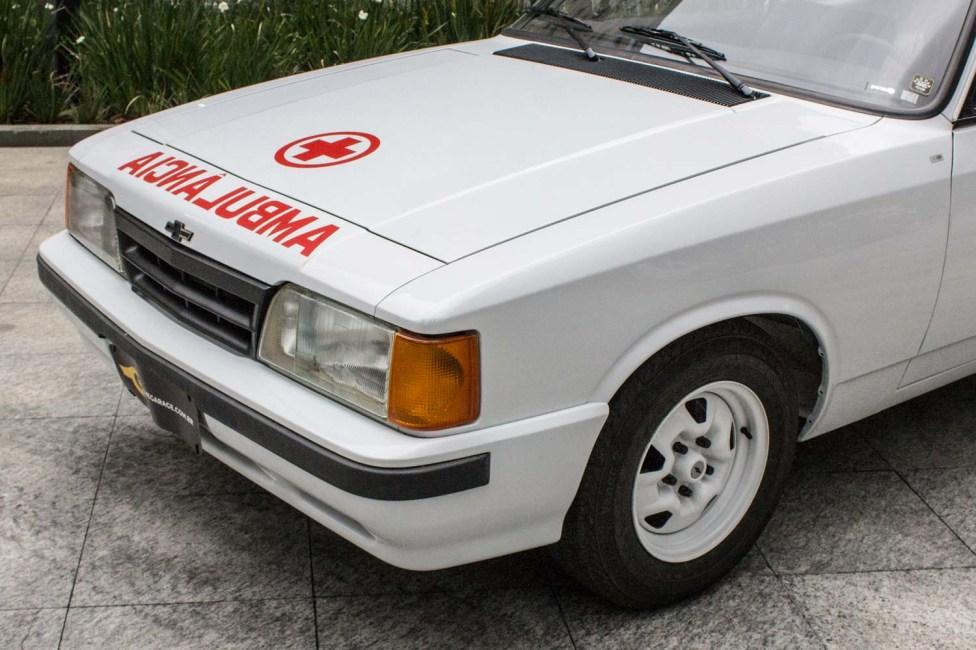 1992 Chevrolet Caravan Ambulância