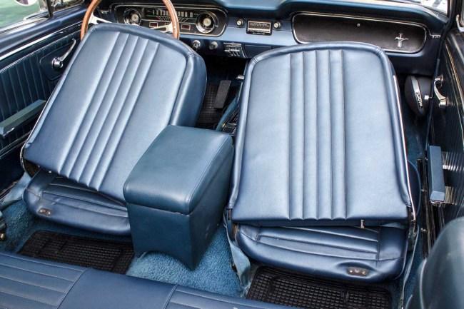1965 Ford Mustang Conversível