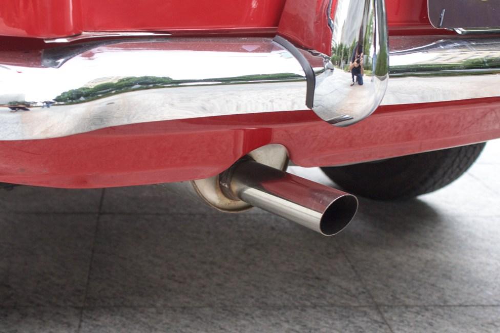 1966 MG MGB Roadster Conversível 1966 MG MGB Roadster Conversível