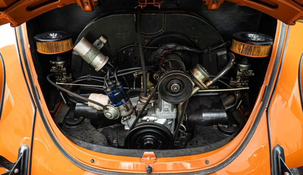 1973 VW Fusca Tributo ao VW Beetle 1302 do Rallye Monte Carlo
