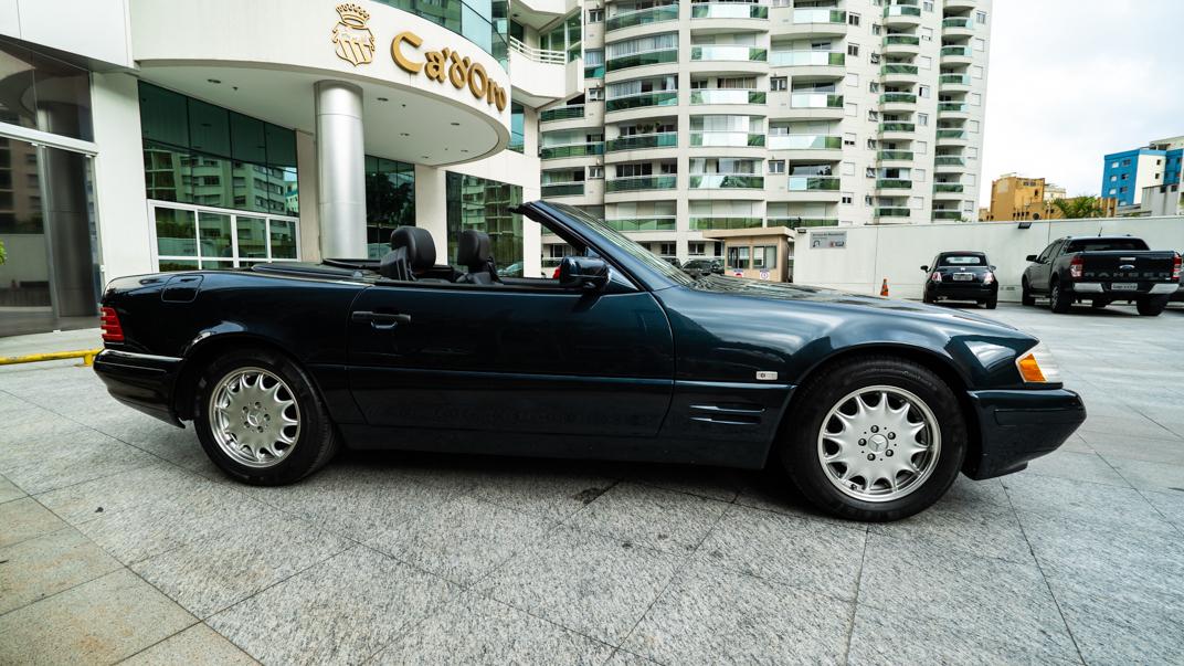 Mercedes-Benz SL 320 1997 à venda na The Garage