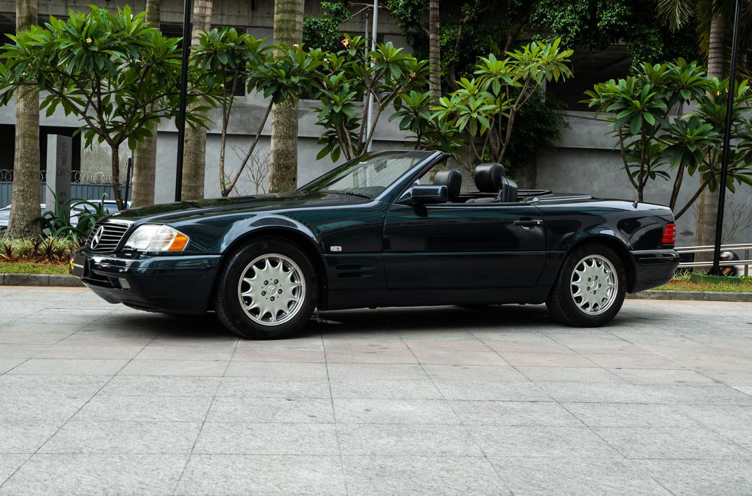1997 Mercesdes Benz SL320