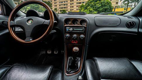 1999 Alfa Romeo 156 Twin Spark