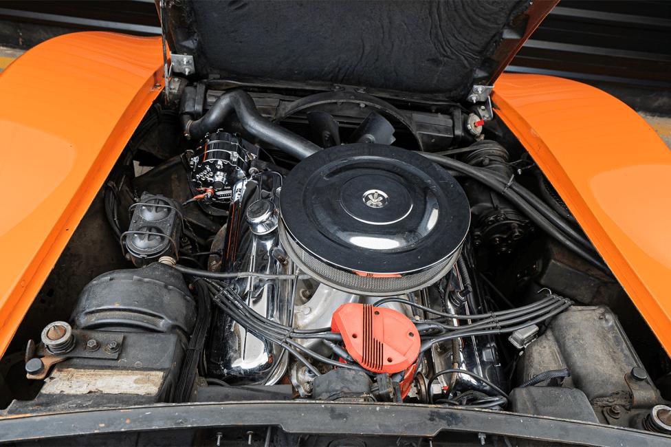 1973 Chevrolet Corvette Stingray Targa 454