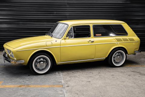 1970 Volksvagen Variant