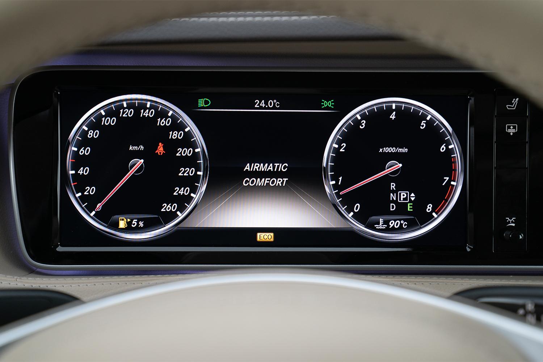 Painel Mercedes-Benz S500