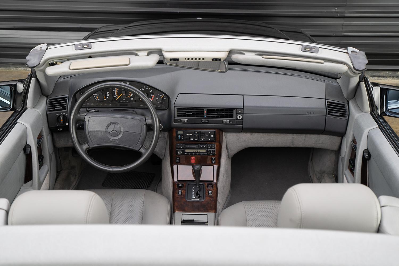 Interior Mercedes-Benz SL500