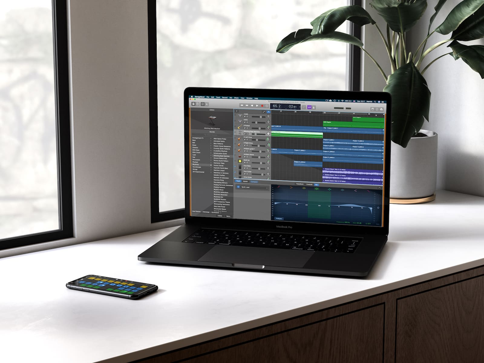 click to enlarge image Array - garageband tutorial for beginners 5 things  you need to know rh thegaragebandguide com