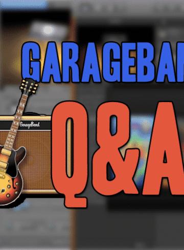 GarageBand update