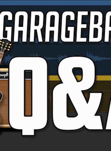 GarageBand Automation
