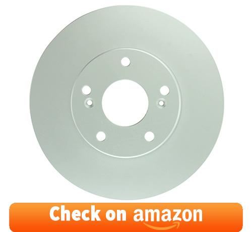 1.Bosch 26010731 QuietCast Premium Disc Brake Rotor For Honda