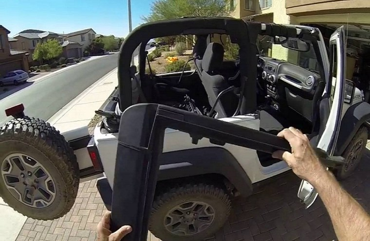 How to Install Jeep Soft Top