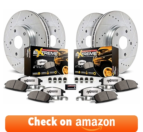 Power Stop K2070-36 Front & Rear Z36 Truck and Tow Brake Kit review