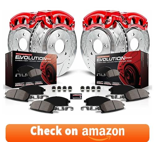 Power Stop KC1683 Z23 Evolution Sport Brake Kit with Calipers reviews