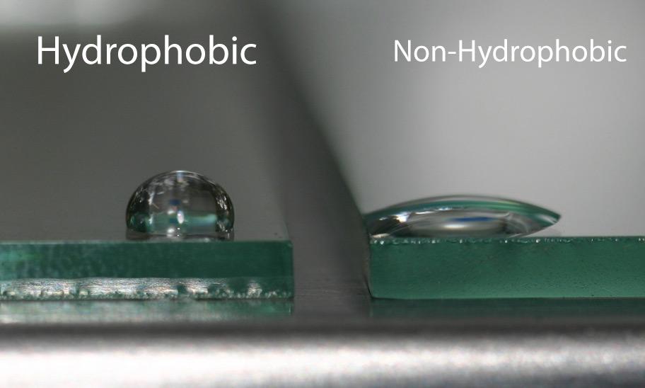 water-reppelant-comparisson-in-ceramic-coatings-glass-test