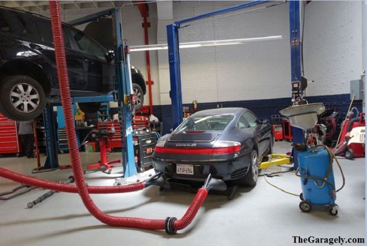 Auto Repair Shop Equipment List