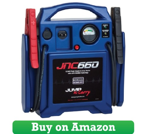 Battery Charger and Jump-starter