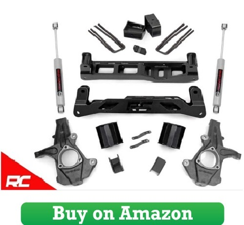 The Rough Country 5″ Lift Kit for 2007-2013 Chevy Silverado