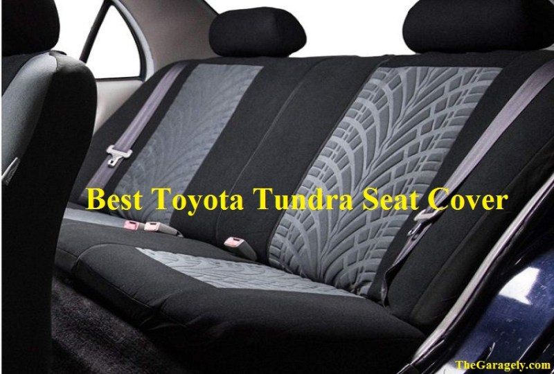 Toyota Seat Cover