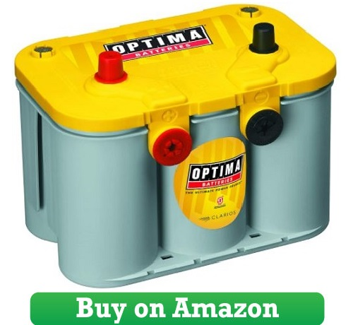 Optima Batteries 8014-045 D34-78 YellowTop Dual Purpose Battery