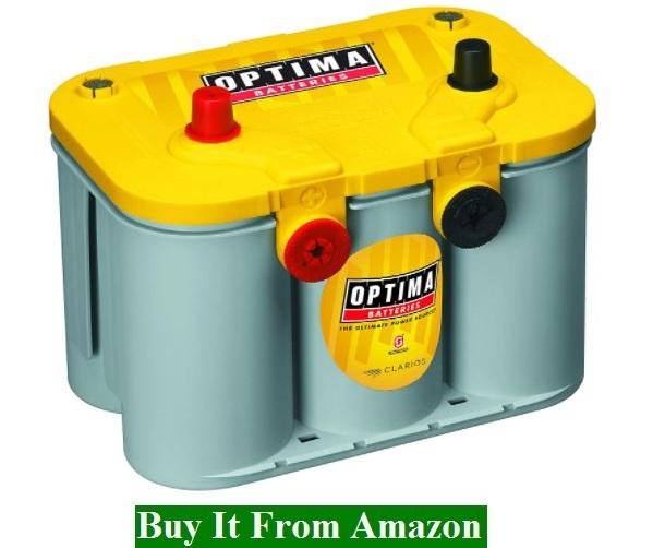 Optima Batteries 8014-045 D34-78 YellowTop Dual Purpose Battery